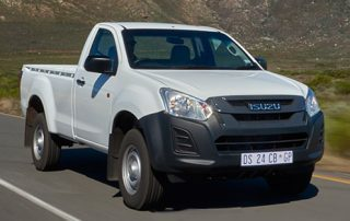 Hire a bakkie with a driver