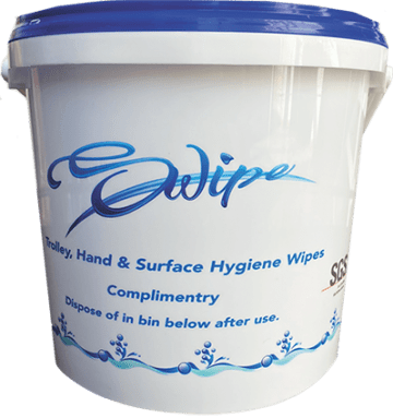 Swipe - Surface Wipes