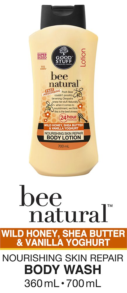 Bee Natural Body Lotion - Good Stuff