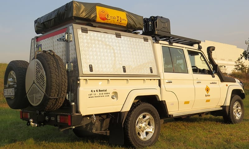 Toyota Land Cruiser CruC2