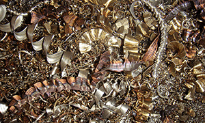 Scrap Metal Cuttings